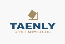 Taenly Office Services Logo
